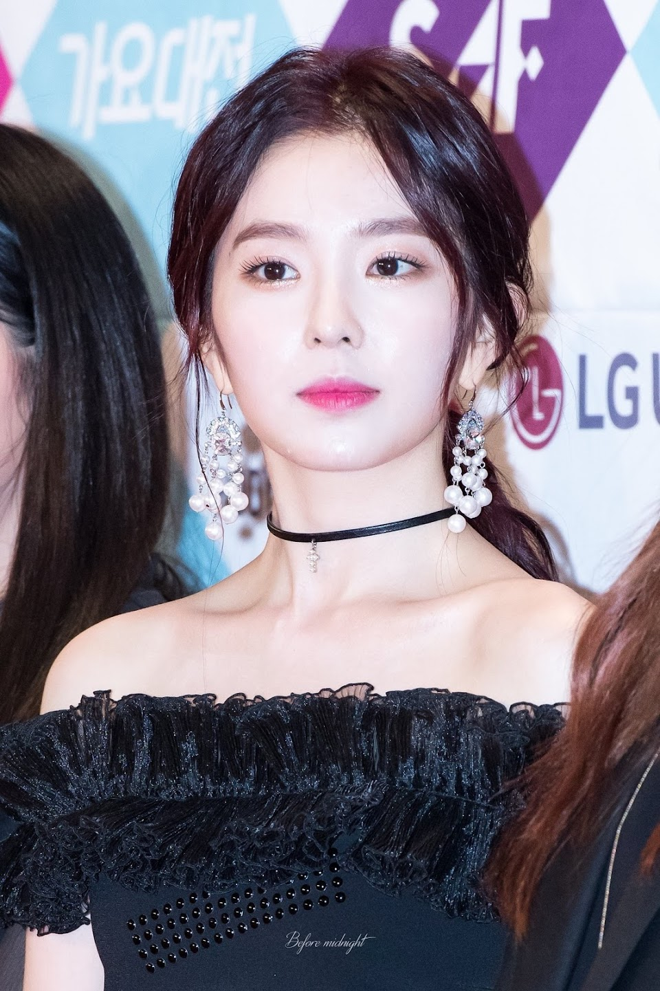 red velvet irene makeup
