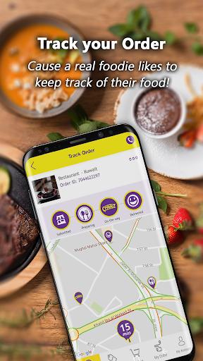 Cravez - Food Delivery 1.5.26 screenshots 6