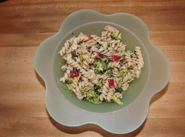 Lori's Favorite Pasta Salad Recipe
