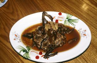 Photo: 11171 揚州/西園飯店/料理