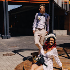 Fotografo di matrimoni Darya Kukushkina (KukushkinaDari). Foto del 12.07.2018
