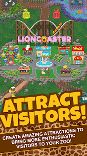 Idle Zoo Tycoon: Tap, Build & Upgrade a Custom Zoo For PC