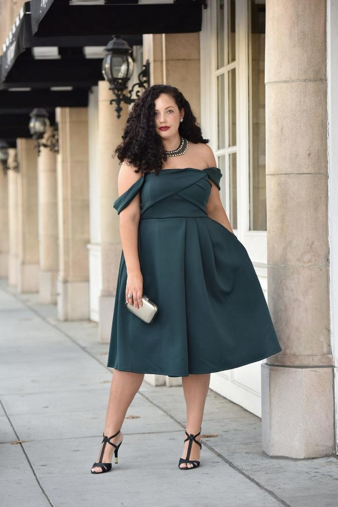 Plus-size fashion: best ideas for trendy outfits 2020 7