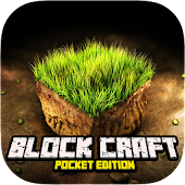 BlockCraft Pocket Edition FREE MOD