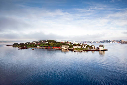 alesund-norway.jpg - Ålesund, a seaport in Norway noted for its Art Nouveau architecture.