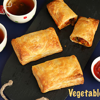 Vegetable Puff.
