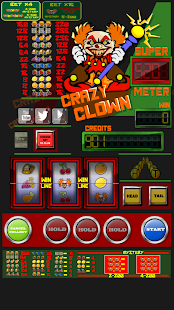 Slot Machine Crazy Clown  Android Apps On Google Play