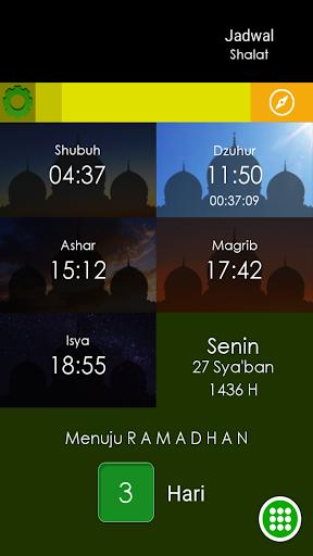 Muslim Daily : Quran Hadis Doa