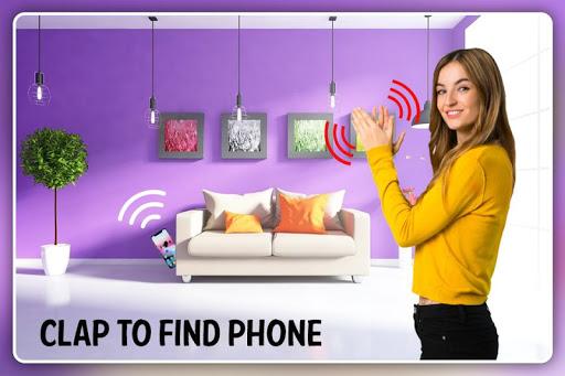 Clap To Find Phone 1.1 screenshots 2