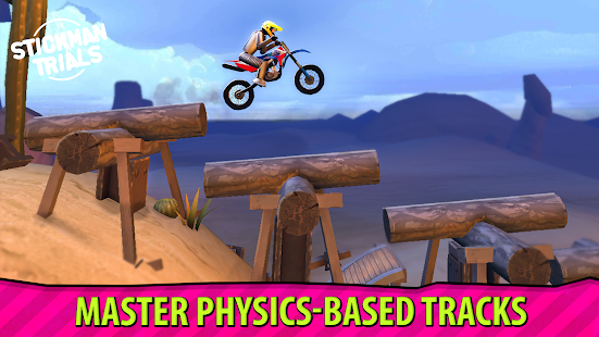 Stickman Trials- screenshot thumbnail