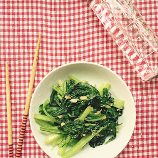 Choy Sum Garlic Recipes