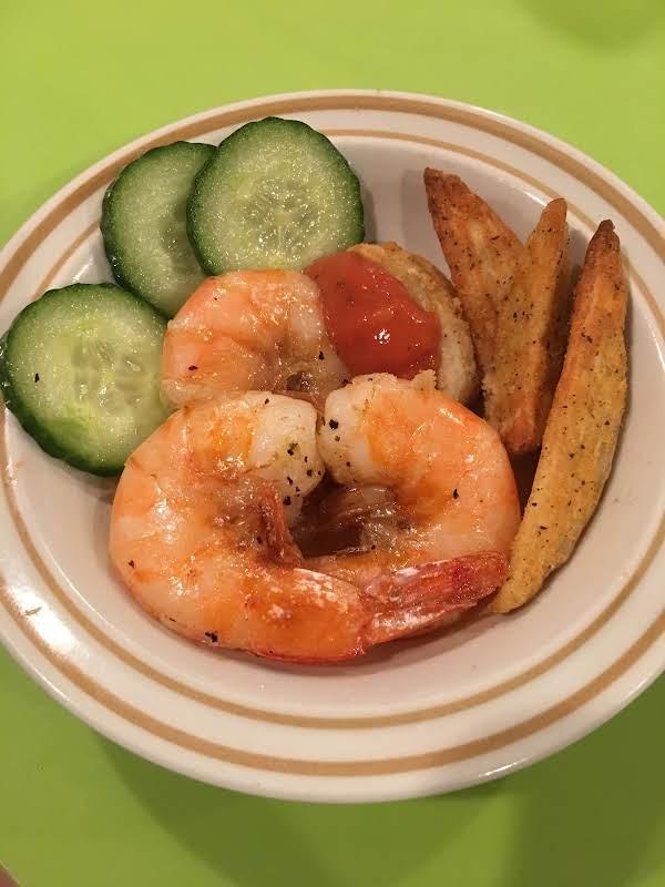 Airfryer Shrimp