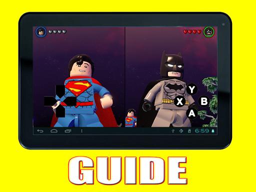 指南LEGO蝙蝠俠3