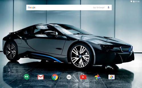 Future Car Live Wallpaper