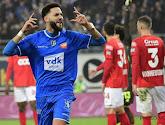 Dylan Bronn devrai quitter La Gantoise t rejoindre le FC Metz
