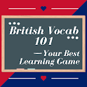 British Vocab 101 icon