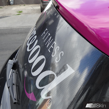 Photo: Vehicle Branding for Fernwood Fitness. AutoSkin by Decently Exposed. #vehiclebranding #AutoSkin #DecentlyExposed #FernwoodFitness