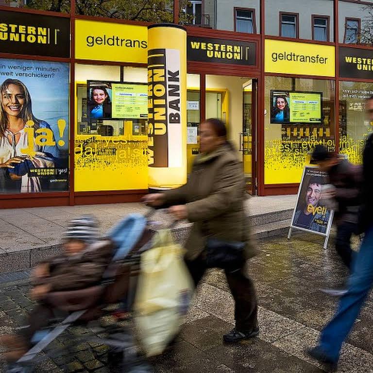 Western Union Anrufen
