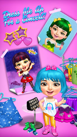 Sweet Baby Girl Pop Stars 1.0.61 screenshot 634861