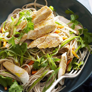 Ginger Chicken Noodles.