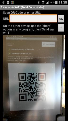 WiFi/WLAN Plugin for Totalcmd 3.3 screenshots 4