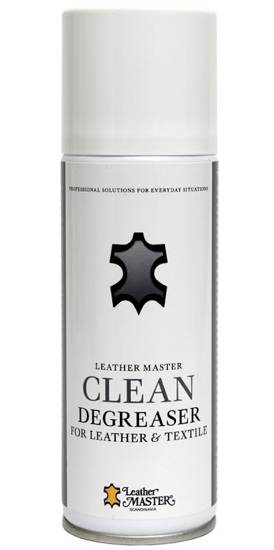 Leather Degreaser