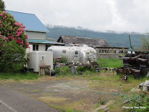 Photo: (Year 2) Day 345 - Old Air Stream on Puget Island