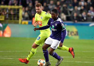 La pépite d'Anderlecht Marco Kana rêve d'un départ en Premier League
