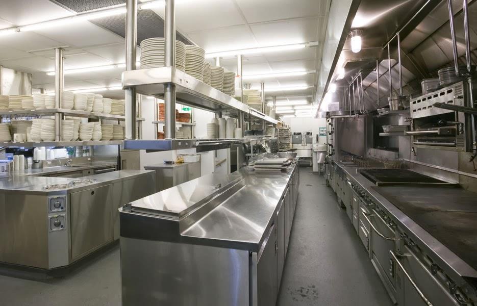 Kết quả hình ảnh cho ưu điểm của bếp công nghiệp inox