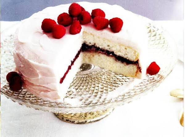 Raspberry Dream Layer Cake Recipe
