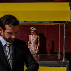 Fotógrafo de bodas Alberto Parejo (parejophotos). Foto del 10.07.2017
