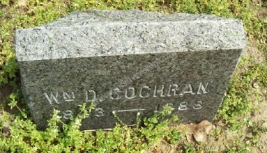 Photo: Cochran William D.