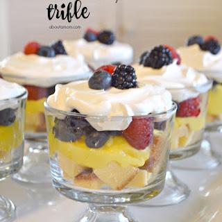 Mixed Fruit Trifle Recipes