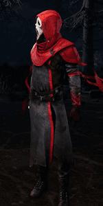赤熱のゴーストフェイス