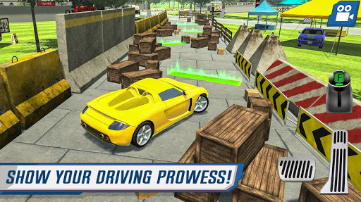 Parking Masters: Supercar Driver  screenshots 14