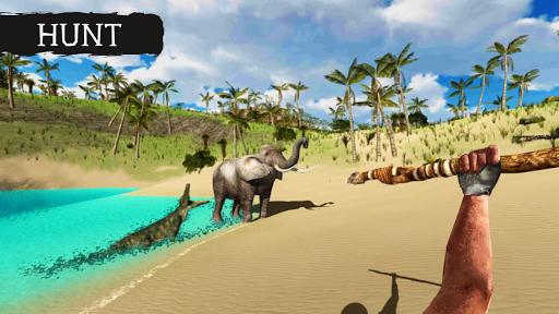 Ilha da Sobrevivência: Evolua