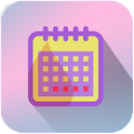 Menstrual Period Calendar icon