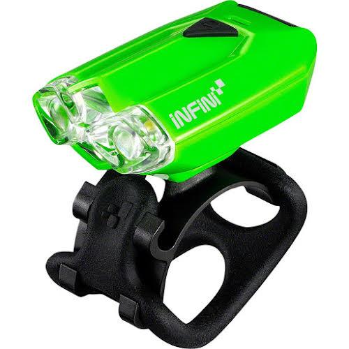 Infini Lava USB Rechargeable Headlight: Green
