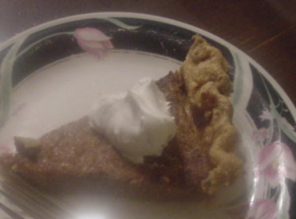 Apple Butter Pie Recipe