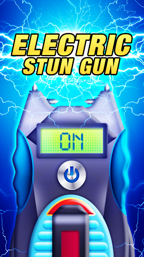 Electric Stun Gun Simulator screenshots 1