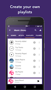 Tune Music Player : MP3 Player and Ringtone Cutter