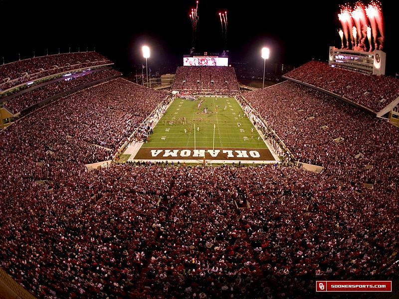 Photo: 2011 Capacity Crowd
