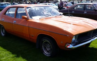 Ford Falcon XB Rent Southland
