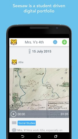 android Seesaw: The Learning Journal Screenshot 10