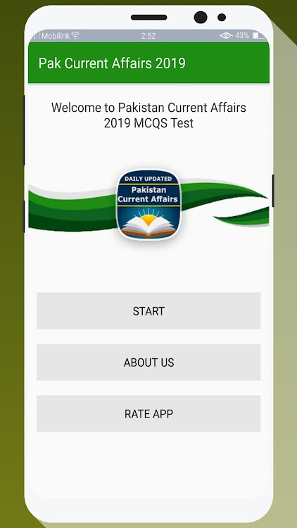 Pak Current Affairs 2019 – (Android Apps) — AppAgg