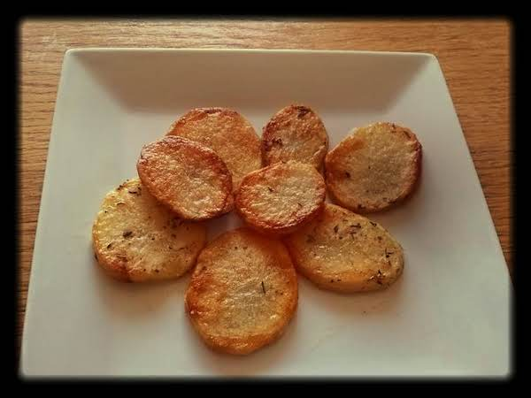 Easy Baked Cottage Fries Recipe