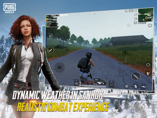 PUBG MOBILE 0.10.0 screenshots 21
