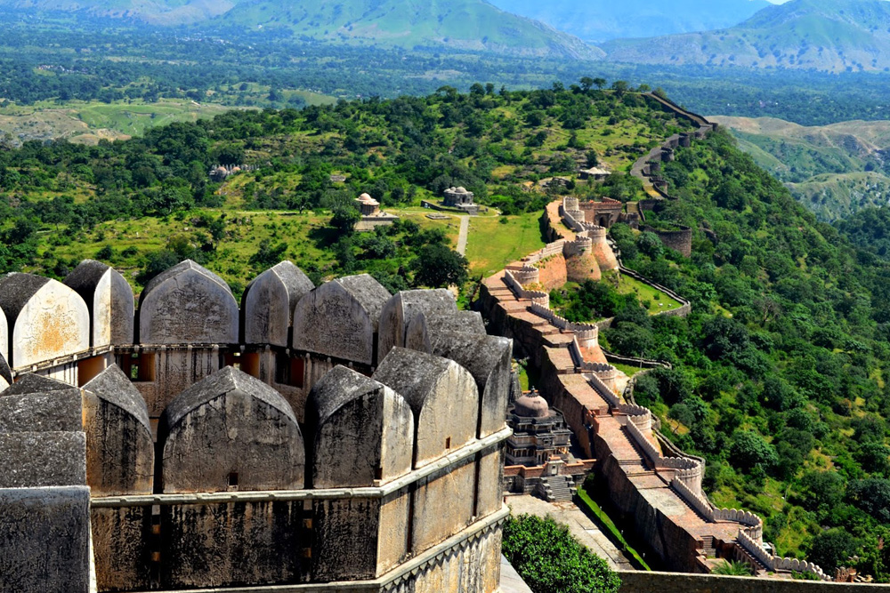 Image result for pictures of Kumbalgarh