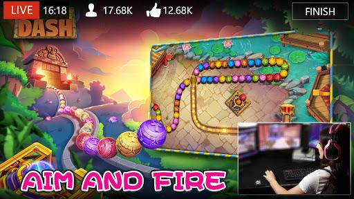 Marble Dash-Jungle Marble Game 1.1.431 screenshots 15
