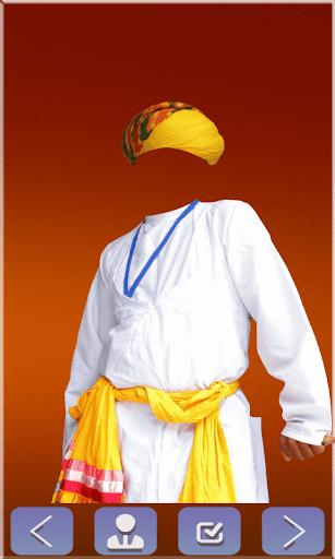 Men Traditional Photo Suit
